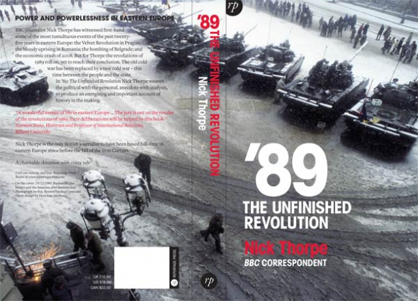 '89 The Unfinished Revolution